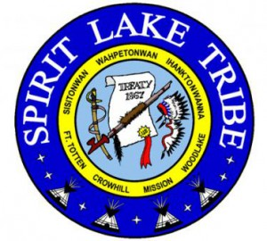 Spirit Lake Tribe logo